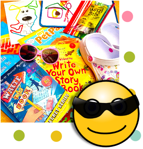 Top 10 Resources for a Dyspraxic Child in the Summer Holidays