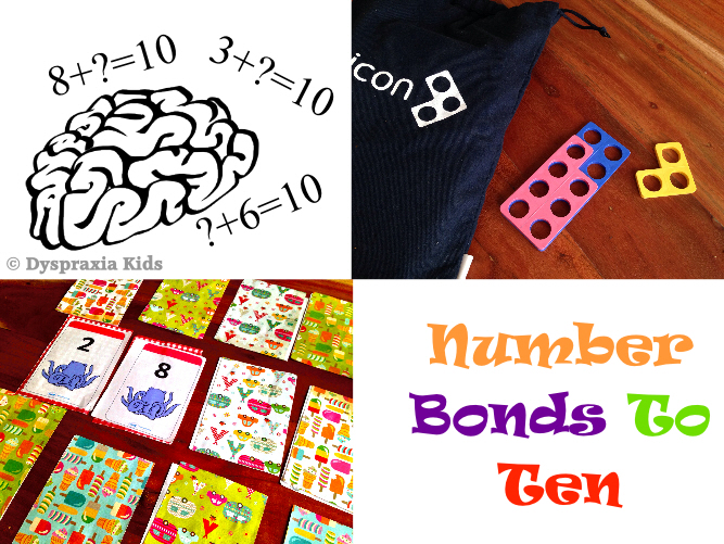 Help with Number Bonds to Ten and Up: Games and Tips