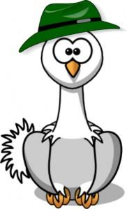 ostrichgreenhat