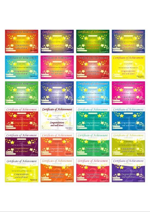 TTRS certificates
